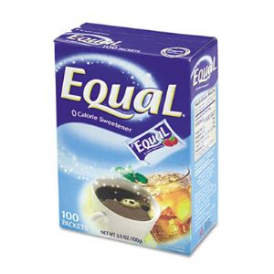 SUGAR,EQUAL,100PK/BX