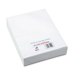 CARDSTOCK,110LB,250/BX