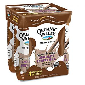 BEVERAGE,MILK, CHOC, 4/PK