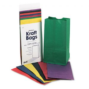 BAG,BRIGHT,6X11,28PK,AST
