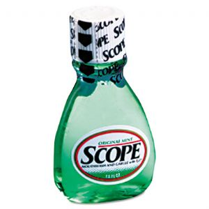 MOUTHWASH,SCOPE MINT