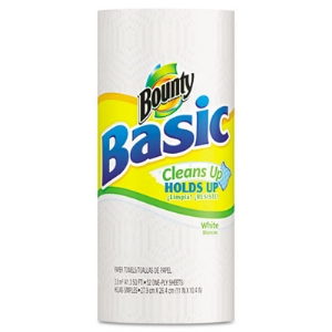 TOWEL,BOUNTY BASIC,WHT