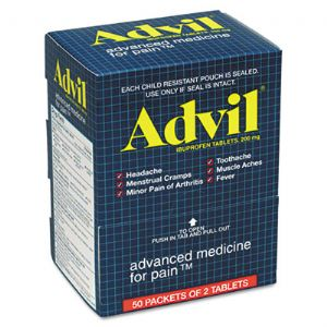REFILL,ADVIL 50-2/PK