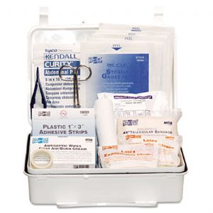 Pac-Kit� Weatherproof First Aid Kit
