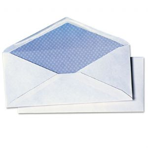 Quality Park� White Wove Business Envelo