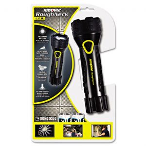 FLASHLIGHT,2D,LED,BK
