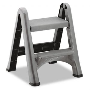 STEPSTOOL,EZ STP FLDNG,GY