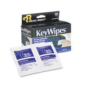 Read Right� KeyWipes�