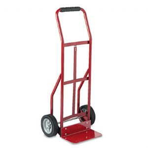 Safco� Two-Wheel Steel Hand Truck