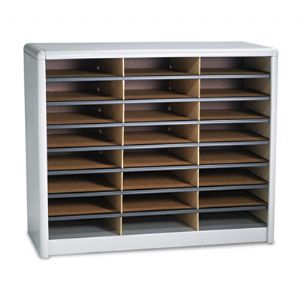 Safco� Value Sorter� Literature Organize