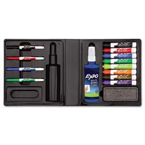 EXPO� Dry Erase Marker, Eraser and Clean