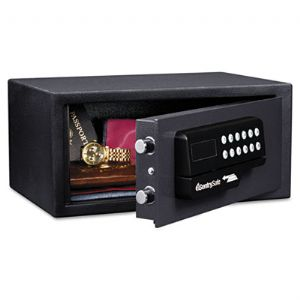 Sentry� Safe Electronic Lock/Card Swipe