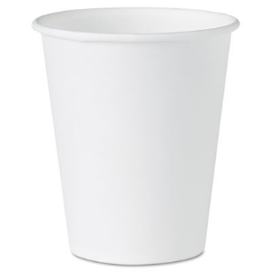 CUP,WATER,FLAT BOTTOM,4OZ