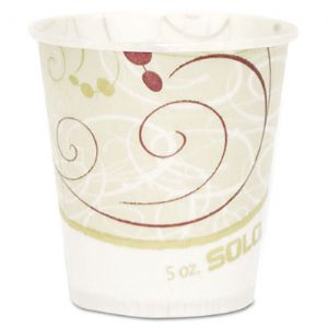 CUP,WATER,FLAT BOTTOM,5OZ