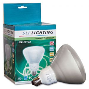 BULB,23W,CFL,R40,FLOOD