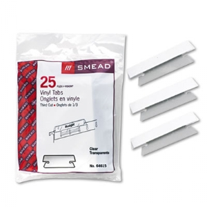 TAB,HNG FLDR,1/3CUT,25,CR