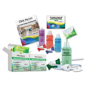 CLEANER,GREEN CLEAN KIT