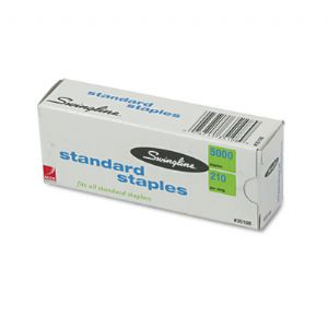 STAPLES,STD SZ,5M/BX