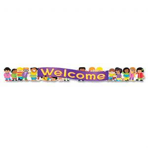 BANNER,WELCOME KIDS