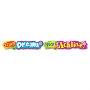 BANNER,DARE TO DREAM,AST