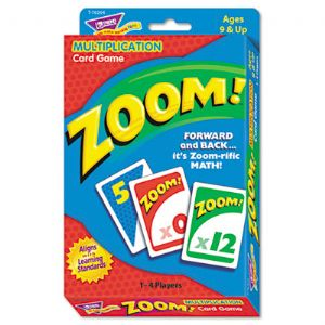 TREND� ZOOM!� Card Game