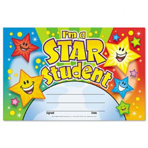 AWARD,STAR STUDENT,30/PK