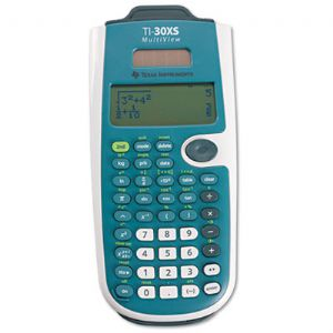 Texas Instruments TI-30XS MultiView� Sci