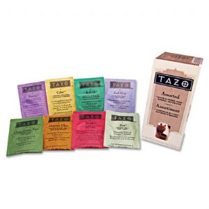 TEA,TAZO ASSORTED