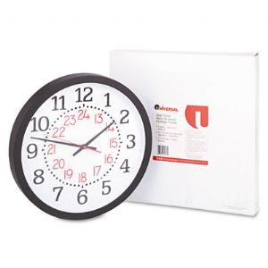 CLOCK,WALL,QTZ,12&quot;,CMP-RM