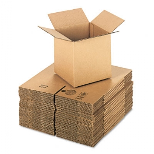 BOX,8X8X8 CORRUGATED,KFT