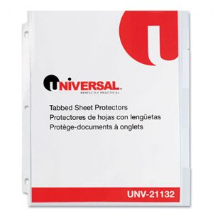PROTECTOR,SHEET,5/PK,CLR