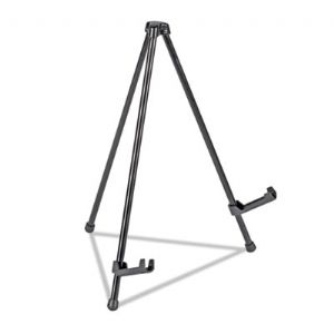 EASEL,DISPLAY,TABLETOP,BK