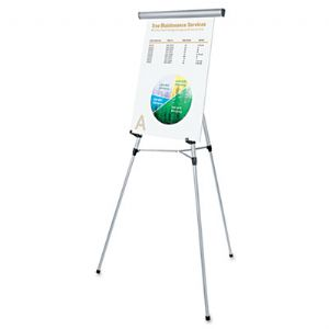 EASEL,DISPLAY LGHTWGH,SLV