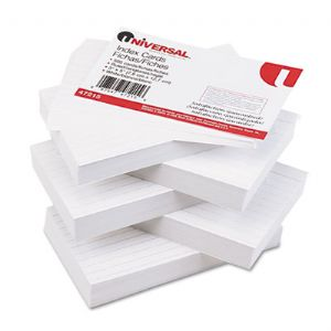 CARD,INDX,RLD,3X5WE,500PK