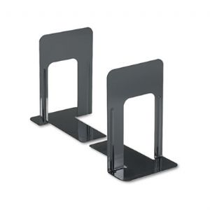 "BOOKEND,NONSKID,9""H,BK"