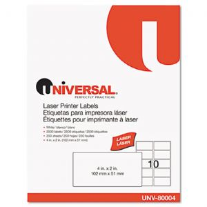 Universal� White Labels
