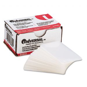 Universal� Laminating Pouches