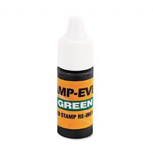 INK,F/PREINK GEL STMP,GN
