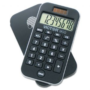 Victor® 900 Antimicrobial Pocket Calcula