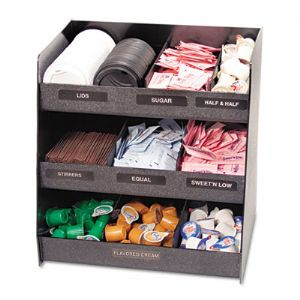 ORGANIZER,CONDIMENT,BK