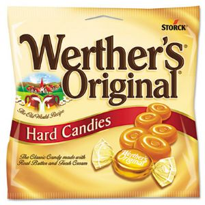 CANDY,WERTHER'S ORGL,10OZ