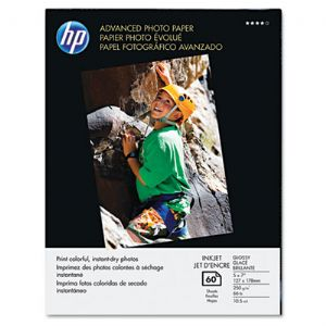HP Advanced Photo Paper - glossy photo paper - 60