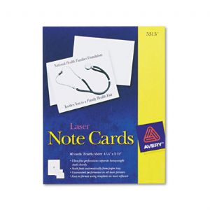 Avery® Note Cards with Matching Envelope