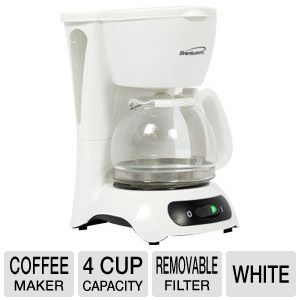 Brentwood TS-212 4-Cup Coffeemaker