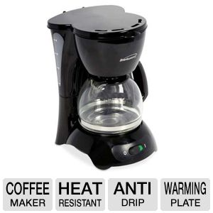 Brentwood TS-214 4-Cup Coffeemaker