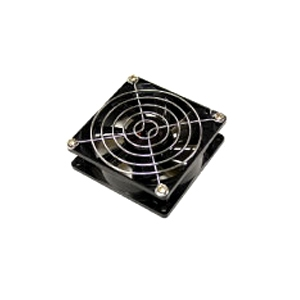 Bgears 80mm Steel Chrome Finished Fan Grill