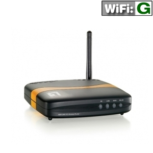 CP Technologies LevelOne WBR-3800 MobilSpot Portable Wireless Hotspot 3G, 3.5G by