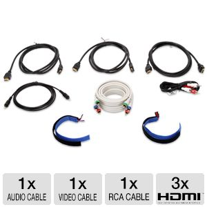 Bafo HDTV Cable Kit
