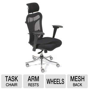 Balt 34434 Ergo Ex Ergonomic Mesh Chair