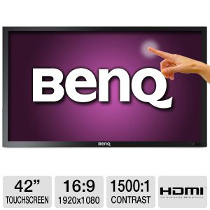 BenQ 42&quot; Class Touchscreen LCD Monitor
